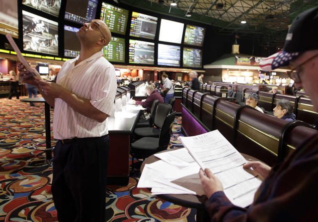 "That's odds. Couch potatoes can't just holler at the flat screen and stuff their mouths with food -- they have to do something interactive. That means laying some money on the line. It's not always blind team loyalty, though: People are researching their odds, especially the ""las vegas super bowl odds."" Other put-your-money-where-your-mouth-is searches: ""super bowl betting line,"" ""2013 super bowl prop bets,"" ""super bowl 2013 point spread,"" ""superbowl pool template,"" and ""how to bet on the super bowl."""