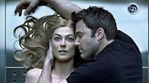 <p><strong><em>Gone Girl </em></strong></p><p>Set in Missouri, this creepy psychological thriller about a missing woman and her cheating husband is filled with twists and turns. </p>