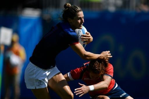 Rugby sevens makes Olympic debut