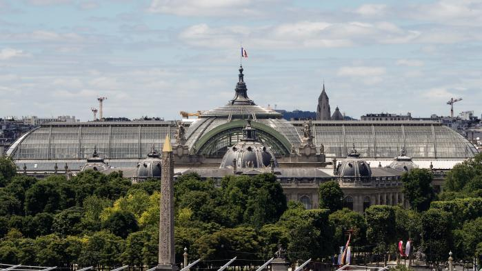 Rénovation du Grand Palais à Paris : un immense chantier de 466 millions d'euros à finaliser pour les JO de Paris