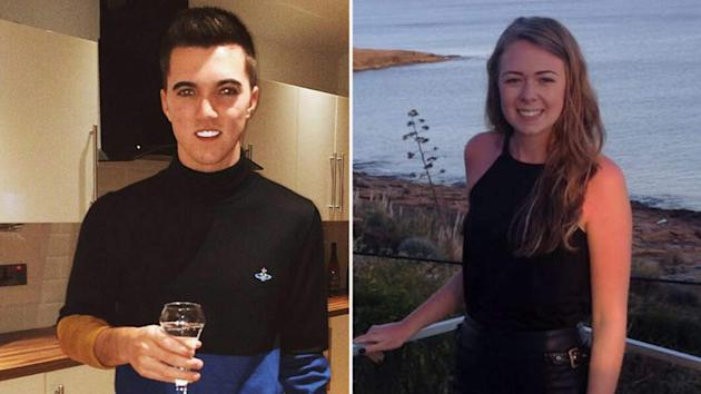 Alton Towers Crash: Teen Couple Among Victims
