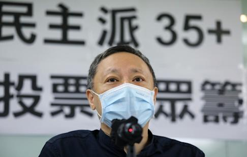 Primary vote co-organiser Benny Tai has been singled out for condemnation by Beijing. Photo: Nora Tam