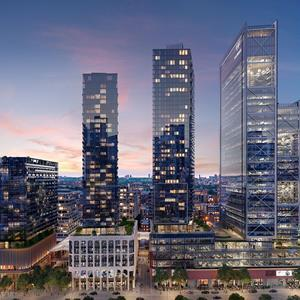 Best High-Rise Building Design, Tridel at the Well