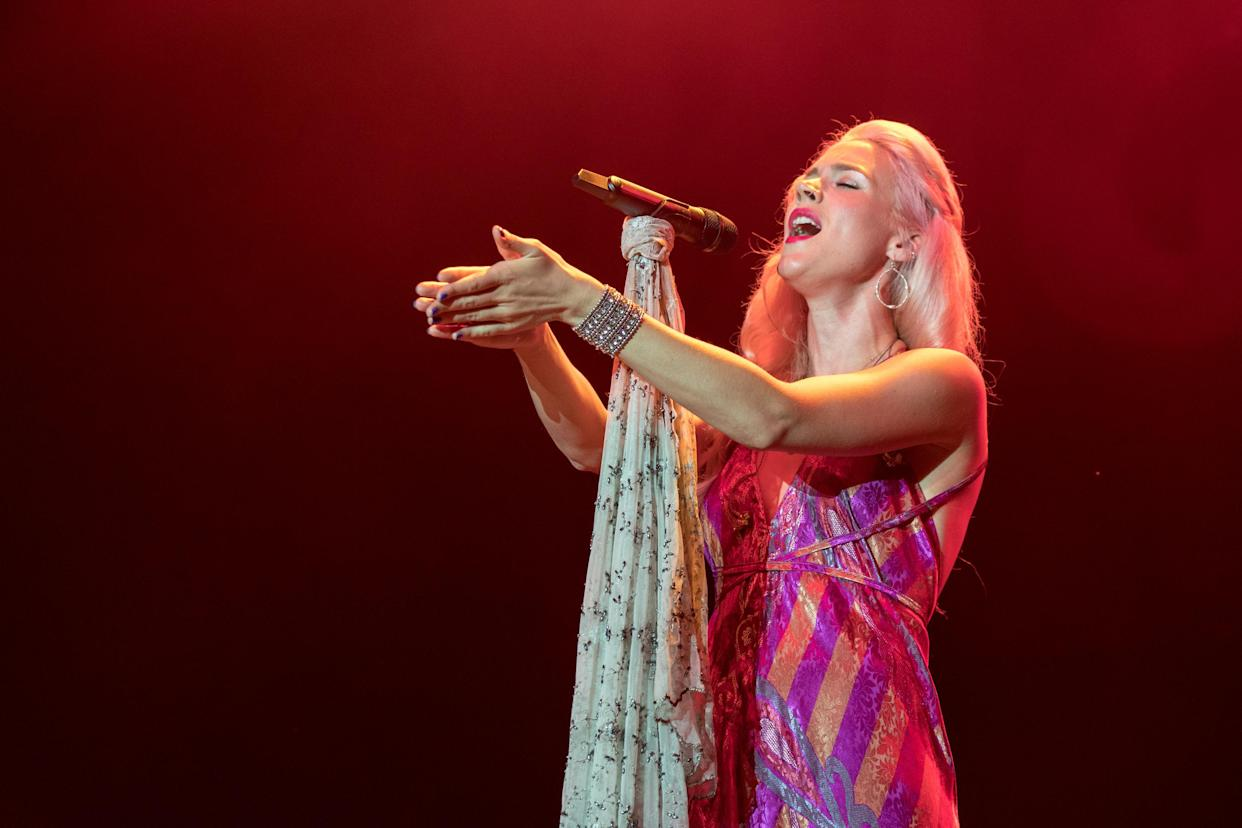Joss Stone Tour 2020 Usa Joss Stone deported from Iran   leaving Total World Tour one