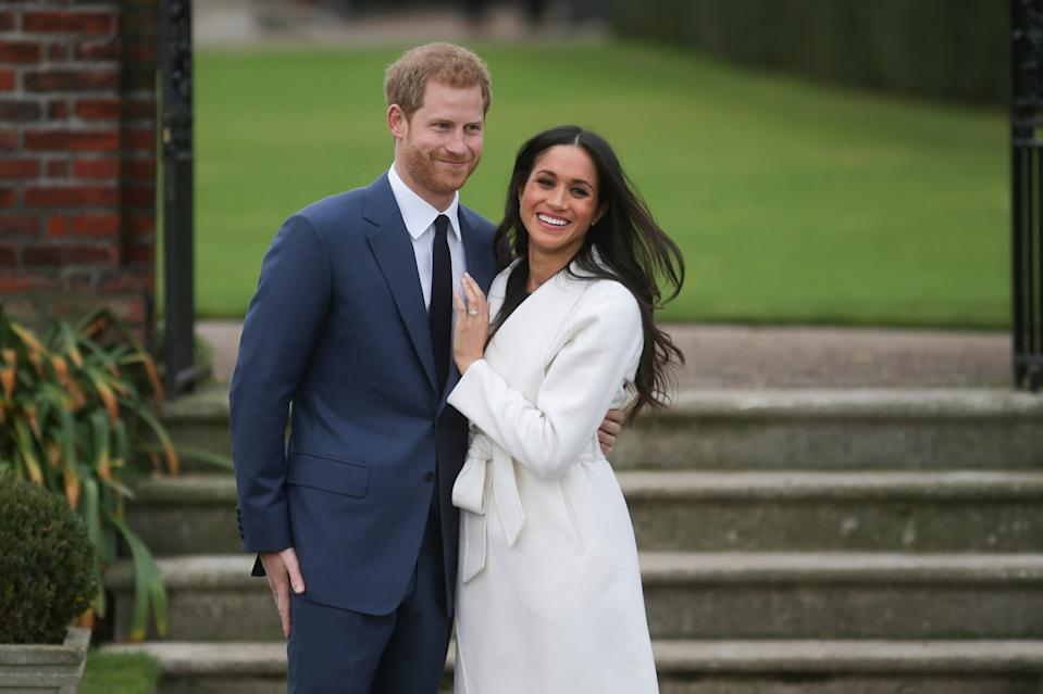 Los duques de Sussex, Harry y Meghan