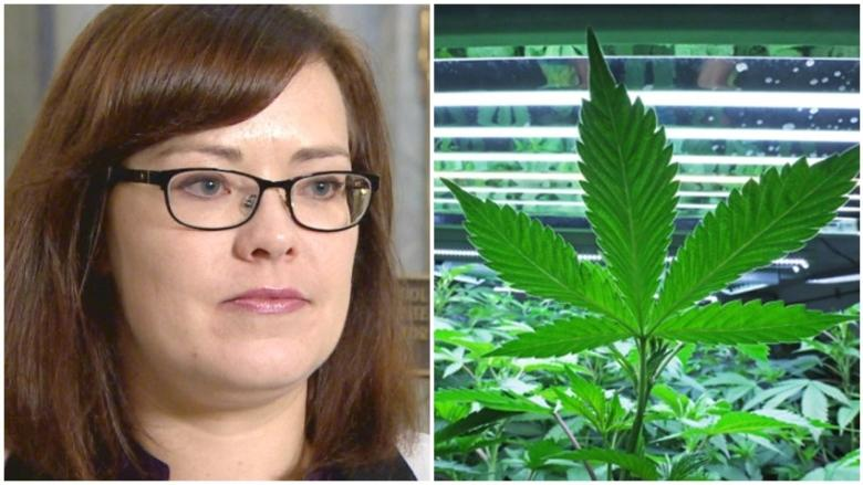 Marijuana minimum age to be 18 in Alberta