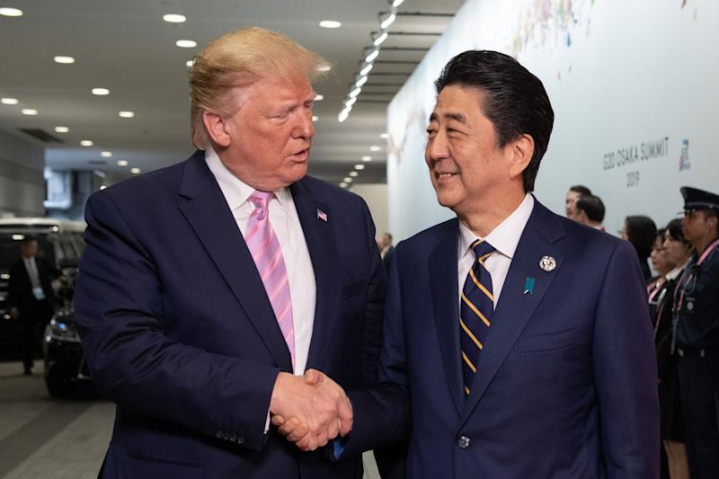 Trump and Japan Aim for an OK Trade Deal