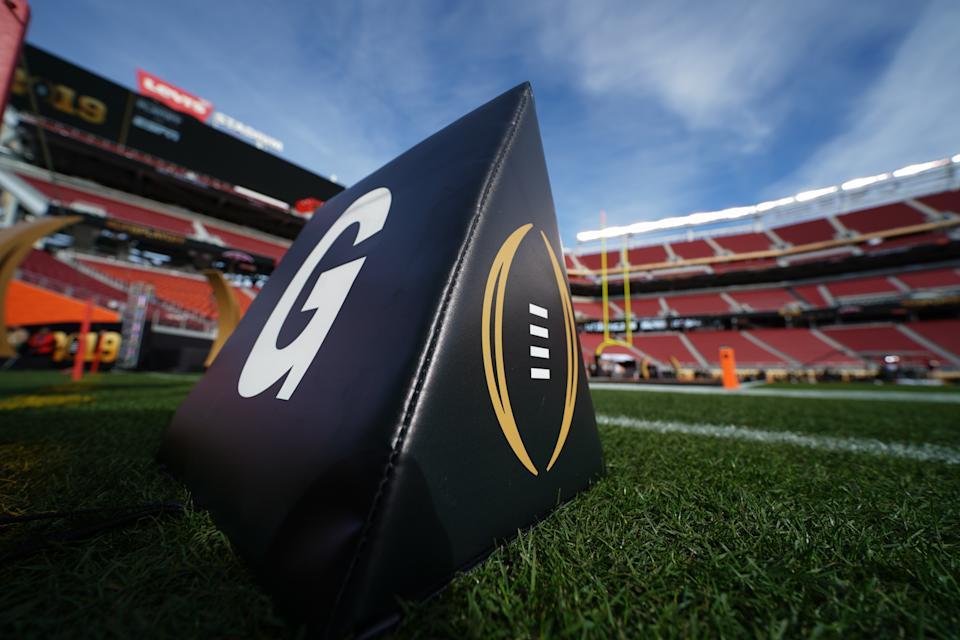 Which teams and conferences really stand to benefit from the posturing and infighting going on in college football? (Robin Alam/Icon Sportswire via Getty Images)
