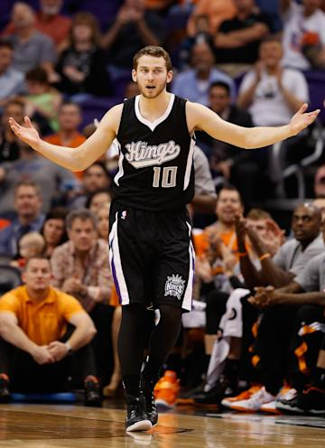 Nik Stauskas (Getty Images)
