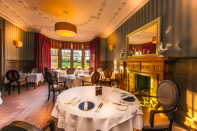 """<p>As the sunlight dwindles after another day on the Isle of Eriska, the dining room, lounges and bedrooms of this <a href=""""https://go.redirectingat.com?id=127X1599956&url=https%3A%2F%2Fwww.booking.com%2Fhotel%2Fgb%2Fisle-of-eriska-spa-amp-golf.en-gb.html%3Faid%3D2070929%26label%3Dromantic-hotels-scotland&sref=https%3A%2F%2Fwww.redonline.co.uk%2Ftravel%2Finspiration%2Fg34727727%2Fromantic-hotels-scotland%2F"""" rel=""""nofollow noopener"""" target=""""_blank"""" data-ylk=""""slk:Relais & Chateaux hotel"""" class=""""link rapid-noclick-resp"""">Relais & Chateaux hotel</a> are bathed in an enchanting golden glow, making it easy to see why we've chosen it as one of the most romantic hotels in Scotland. Set in 300 acres of lush landscape near Oban, this hotel and spa caters to couples after an uninterrupted weekend together with grace and great thoughtfulness.</p><p>Enjoy 24-hour room service, head down to the library - with its art deco fireplace and varied selection of whiskies - for a night cap in one of the lounges or gaze into each other's eyes over a sunset supper in the fine dining restaurant.</p><p>The Spa at The Stables has a range of ESPA products and treatments, an ozone indoor heated pool, sauna and steam room and you can also enjoy the gym, sports hall and swimming pool together.</p><p><a class=""""link rapid-noclick-resp"""" href=""""https://go.redirectingat.com?id=127X1599956&url=https%3A%2F%2Fwww.booking.com%2Fhotel%2Fgb%2Fisle-of-eriska-spa-amp-golf.en-gb.html%3Faid%3D2070929%26label%3Dromantic-hotels-scotland&sref=https%3A%2F%2Fwww.redonline.co.uk%2Ftravel%2Finspiration%2Fg34727727%2Fromantic-hotels-scotland%2F"""" rel=""""nofollow noopener"""" target=""""_blank"""" data-ylk=""""slk:CHECK AVAILABILITY"""">CHECK AVAILABILITY</a> </p>"""