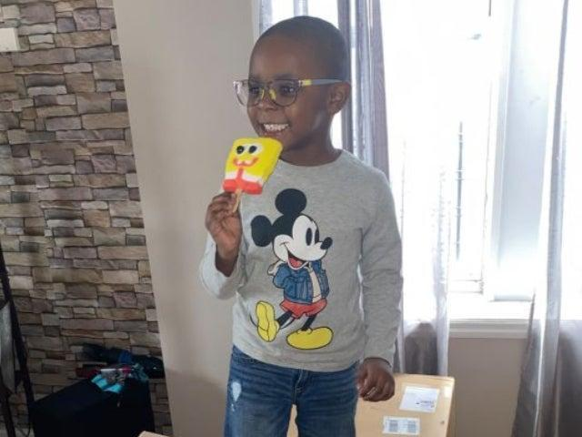 <p>A GoFundMe was set up for a Brooklyn mother after her 4-year-old ordered thousands of dollars worth of popsicles</p> (GoFundMe/Katie Schloss/Jennifer Bryant)