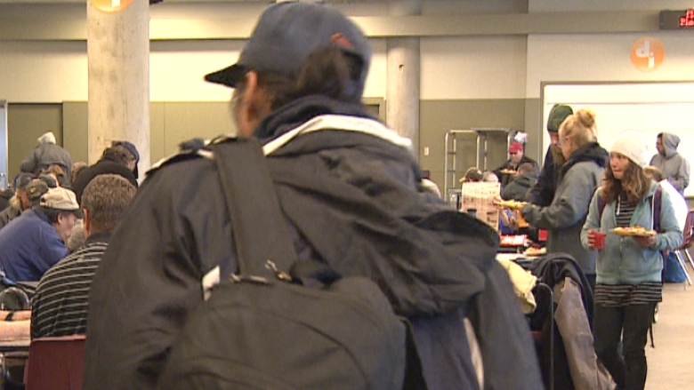 Calgary homeless shelters need warm clothes as temperatures drop