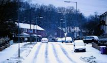 <p>Forecasters are predicting up to 10cm (4in) of snow will fall for most areas of the UK, with up to 40cm (15in) possible for higher grounds in Scotland. (PA) </p>