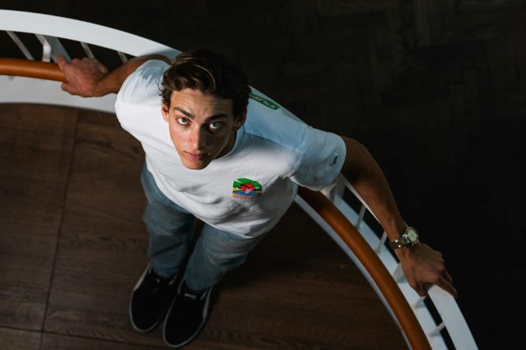 Armand Duplantis is one of track and field's brightest new stars