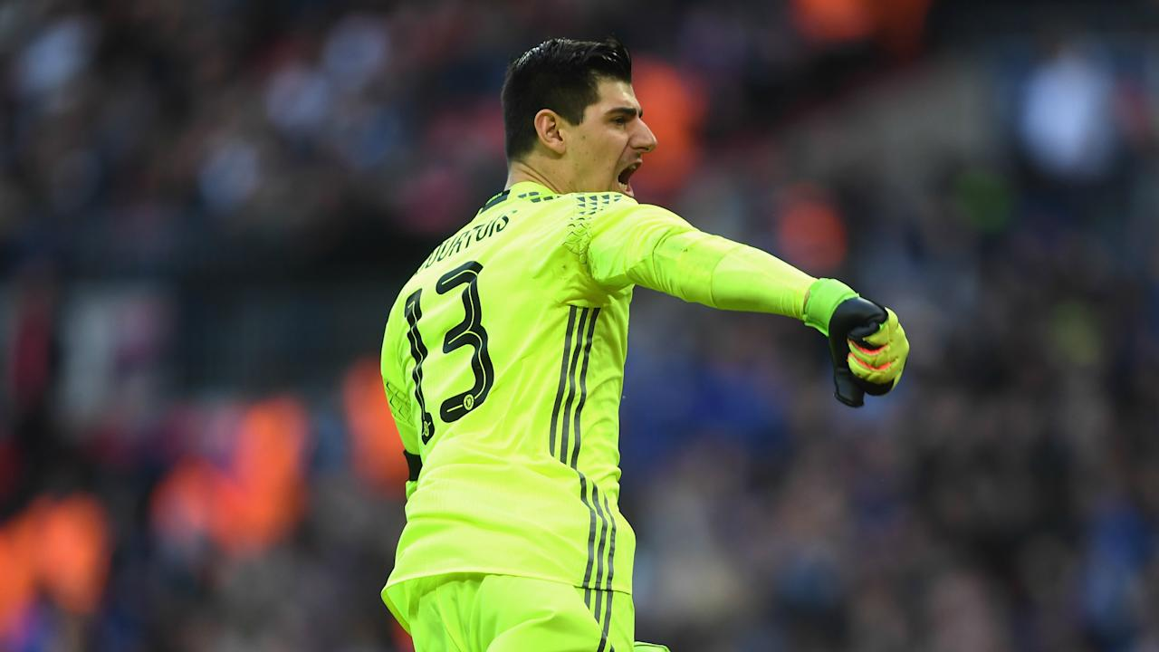 Amid links to a move to Real Madrid, the Premier League Golden Glove winner says he is ready to commit his future to the Stamford Bridge club