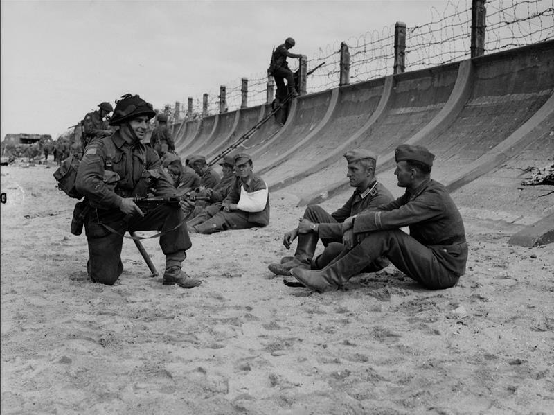 Some facts and figures about the D-Day landings in Normandy on June 6, 1944