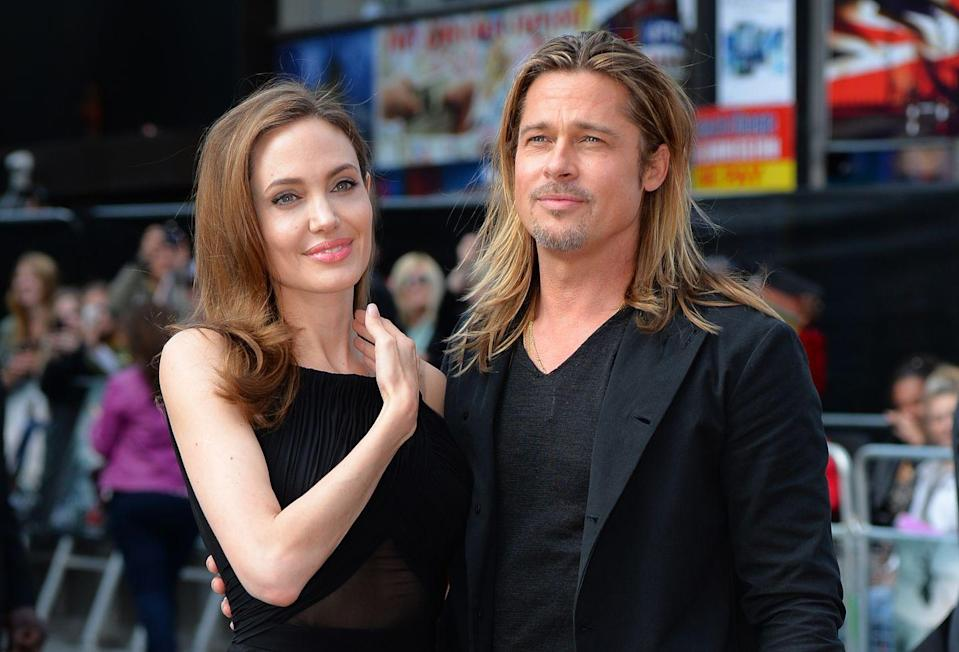 <p>This is what happens when you commit to a long-haired situation, and it pays off. Some men can do lengthy hair. Others simply can't. Here, the dark blonde of Pitt's hair manages to perfectly straddle the line between professional and casual. It also helps that he's Brad Pitt.</p>