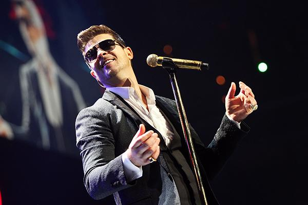Sony Settles 'Blurred Lines' Lawsuit With Marvin Gaye's Family