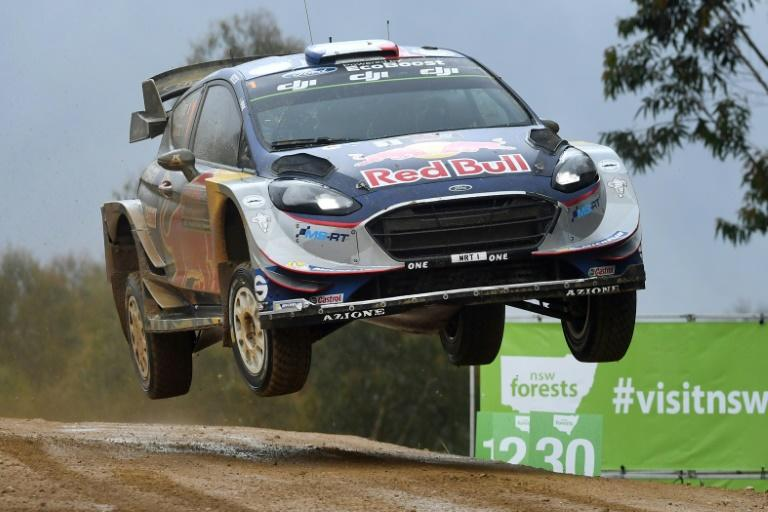 """Ahead of the season-opening Monte Carlo Rally, five-time world champion Sebastien Ogier says anything less than a sixth title """"will be a failure"""""""