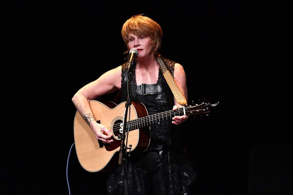 "<p><strong>Shawn Colvin </strong></p><p>From Vermillion, South Dakota, Shawn Colvin was at the height of her career in the '90s. She won a Grammy for Best Contemporary Folk Album and later won more for Record of the Year and Song of the Year. Her music is folksy and nostalgic—she should totally team up with Taylor for some ""Cardigan"" remixes.</p>"
