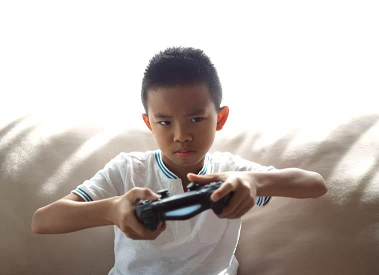 video games, children, war and aggression, parenting, indian express news