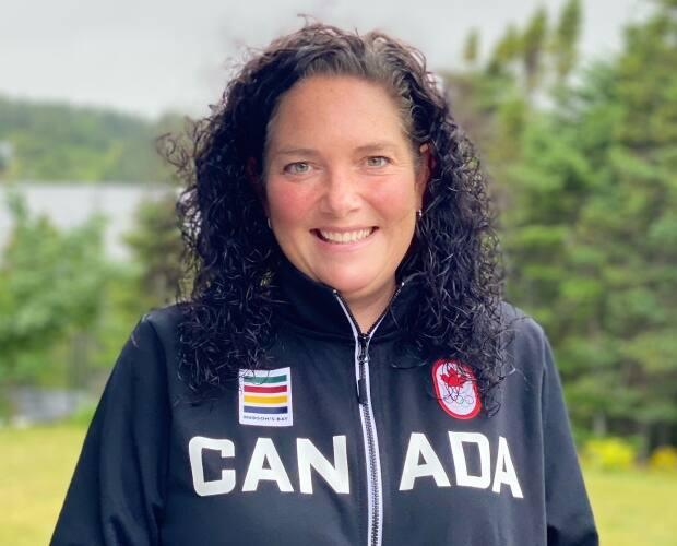 Janice Drover of St. John's is heading to the Tokyo Summer Olympic Games.  (Submitted by Janice Drover - image credit)