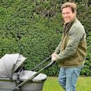 """<p>In honor of Father's Day Princess Eugenie shared a series of photos of her husband Jack Brooksbank with their baby boy August.</p><p><a href=""""https://www.instagram.com/p/CQWnvLtFDX9/"""" rel=""""nofollow noopener"""" target=""""_blank"""" data-ylk=""""slk:See the original post on Instagram"""" class=""""link rapid-noclick-resp"""">See the original post on Instagram</a></p>"""