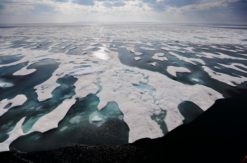 Research published in Science on Jan. 10 linked ocean warming to more rain, increased sea levels, coral reef destruction, declining ocean oxygen levels and declines in ice sheets, glaciers and ice caps in polar environments. (Photo: ASSOCIATED PRESS)