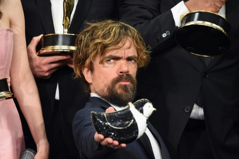 Peter Dinklage plays the wily and witty dwarf nobleman Tyrion Lannister, one of the show's most popular characters