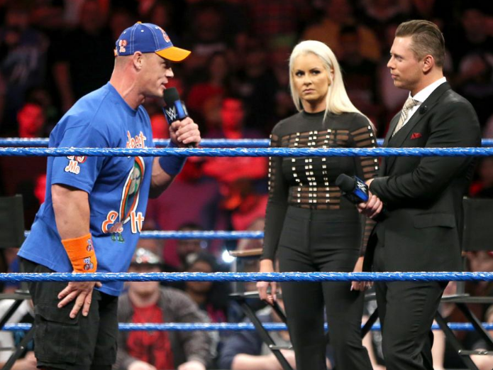 John Cena and The Miz have a long history in the WWE (WWE)