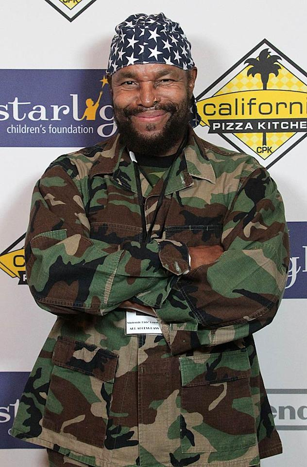 """May 21: Mr. T turns 59 Frederick M. Brown/<a href=""""http://www.wireimage.com"""" target=""""new"""">WireImage.com</a> - March 19, 2010"""