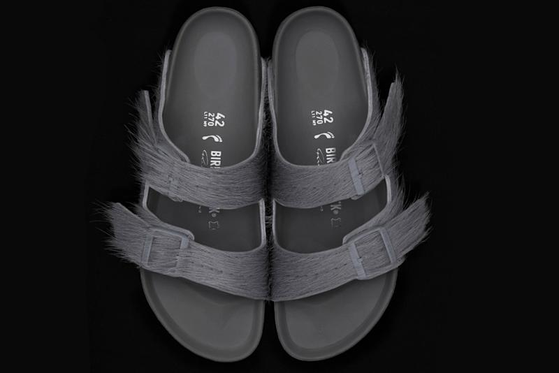 19e8bf16ca4b These Birkenstock x Rick Owens Limited-Edition Luxury Sandals Are Coming to  LA