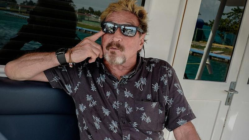 McAfee Antivirus Millionaire Plans to Run for US Presidential Elections From Cuba