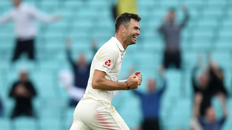 86f09ee450b England apos s swing king  James Anderson apos s Test career in numbers