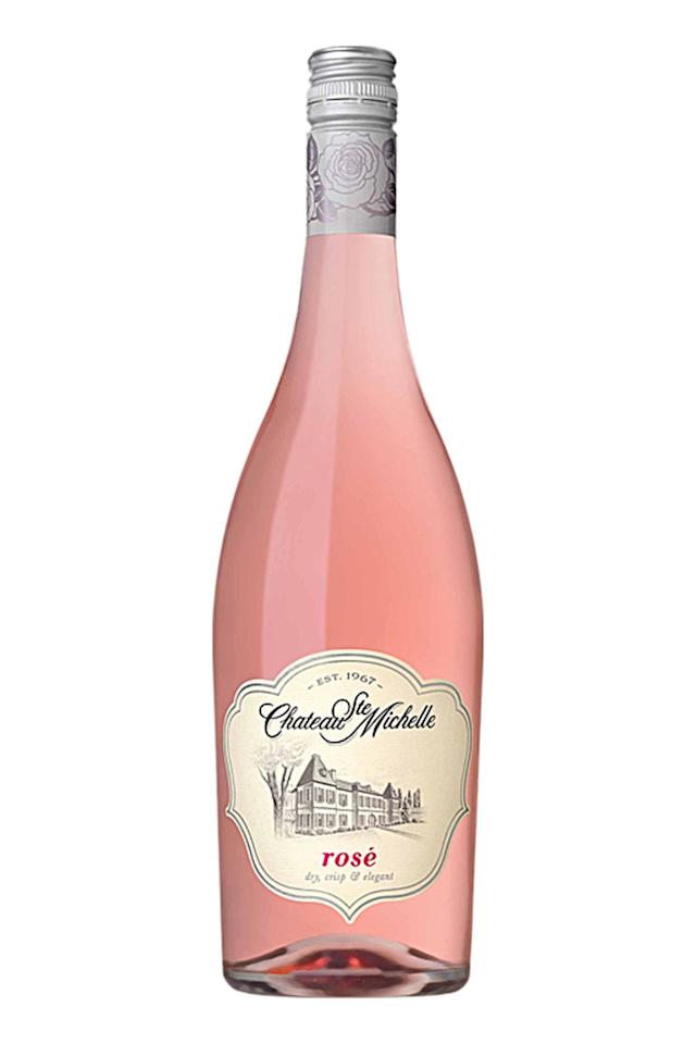 "<p>With a pale, pink color but brightness in flavor comes this 2018 Chateau Ste. Michelle Columbia Valley Rosé. You'll taste the aromas of watermelon, raspberry, strawberry, and hints of citrus with every refreshing sip. <a href=""https://www.instagram.com/chateaustemichelle/?hl=en"" target=""_blank"">@chateaustemichelle</a><br></p><p><em>2018 Colombia Valley Rosé, </em><em>$15; <a href=""https://www.ste-michelle.com/our-wines/2018-rose"" target=""_blank"">ste-michelle.com</a></em><em></em></p>"