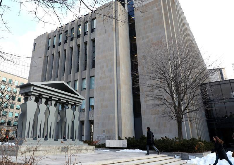 Lawyers complain of working conditions as Ontario courthouses reopen