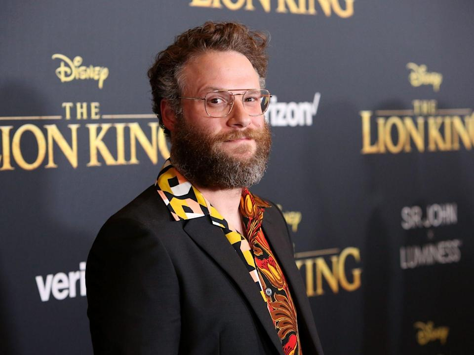 "<p>File Image: Seth Rogen attends the World Premiere of Disney's ""THE LION KING"" at the Dolby Theatre</p> (Getty Images)"