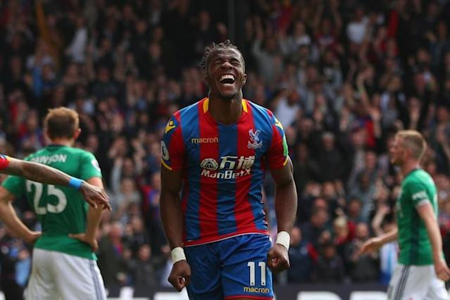 Tottenham won't pay £70m transfer valuation for Wilfried Zaha as Crystal Palace line up new deal