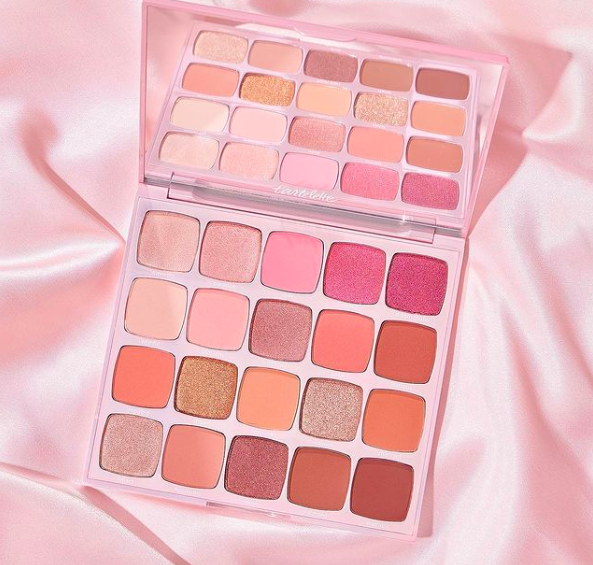 Tartelette™ Juicy Amazonian Clay Eyeshadow Palette. Image via Instagram/tartecosmetics