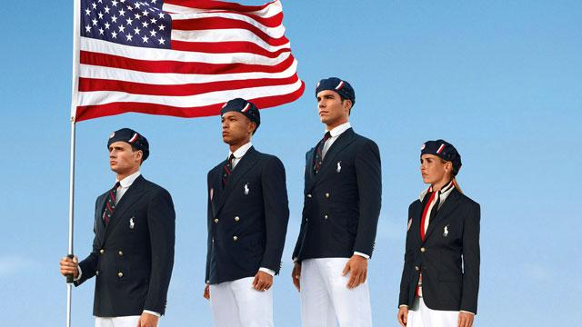 Lawmakers Want 'Made in China' U.S. Olympic Uniforms Burned