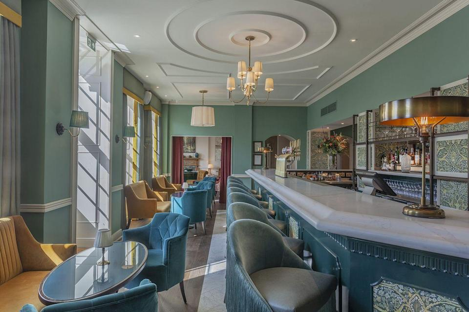 "<p>London has its fair share of glitzy hotels and stylish boutique townhouses, and one of our favourites is the newly-revamped <a href=""https://www.redescapes.com/offers/london-richmond-hill-hotel"" rel=""nofollow noopener"" target=""_blank"" data-ylk=""slk:Richmond Hill Hotel"" class=""link rapid-noclick-resp"">Richmond Hill Hotel</a>. </p><p>This beautiful 18th-century Georgian townhouse is right by the park, and boasts romantic views of Petersham Meadows – famously painted by JMW Turner. Plus, it's got its own beauty salon offering a range of indulgent treatments, a fancy restaurant that's become a destination for trendy locals, and smart, modern rooms finished off with period touches.</p><p>You can stay in a Georgian Deluxe room with Red's brilliant offer.</p><p><a class=""link rapid-noclick-resp"" href=""https://www.redescapes.com/offers/london-richmond-hill-hotel"" rel=""nofollow noopener"" target=""_blank"" data-ylk=""slk:FIND OUT MORE"">FIND OUT MORE</a></p>"