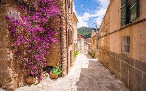 The village of Valldemossa, Palma - Credit: iStock