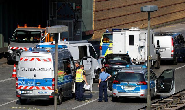Germany: Series of crashes on major Berlin road an 'Islamist extremist attack'