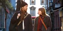 "<p>Most romantically-tuned films spend 90 minutes or so convincing us why its leading man and woman shouldn't be together. John Carney's musical snack uses its reel convincing us the pair—an unnamed busker and a married immigrant—should never part. <a class=""link rapid-noclick-resp"" href=""https://www.amazon.com/dp/B0011EP0S6?tag=syn-yahoo-20&ascsubtag=%5Bartid%7C10056.g.6498%5Bsrc%7Cyahoo-us"" rel=""nofollow noopener"" target=""_blank"" data-ylk=""slk:Watch Now"">Watch Now</a></p>"
