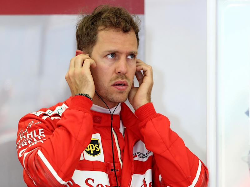 Vettel excelled in both practices: Getty
