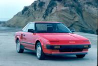 <p>Tiny on the outside but surprisingly spacious inside, the MR2 had spindly A-pillars and a plunging cowl that gave an IMAX-like view of the road, which seemed mere inches away. This heightened the sensation of speed despite the meager power output.</p>