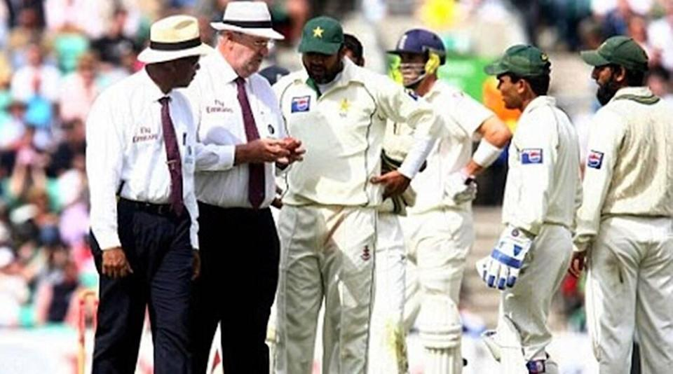 Inzamam-ul-Haq clarifies why Pakistan forfeited 2006 Oval Test against England   Sports News,The Indian Express