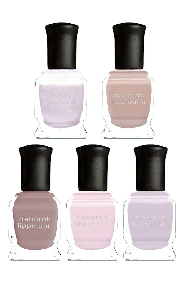 """<p>We love the color choices in this <a href=""""https://www.popsugar.com/buy/Deborah-Lippmann-Beautiful-Dreamer-Gel-Lab-Pro-Nail-Color-Set-488168?p_name=Deborah%20Lippmann%20Beautiful%20Dreamer%20Gel%20Lab%20Pro%20Nail%20Color%20Set&retailer=shop.nordstrom.com&pid=488168&price=29&evar1=savvy%3Aus&evar9=26286917&evar98=https%3A%2F%2Fwww.popsugar.com%2Fphoto-gallery%2F26286917%2Fimage%2F46700849%2FDeborah-Lippmann-Beautiful-Dreamer-Gel-Lab-Pro-Nail-Color-Set&list1=shopping%2Cgifts%2Choliday%2Cgift%20guide%2Cgifts%20for%20women%2Cgifts%20under%20%24100%2Cgifts%20under%20%2450%2Cgifts%20under%20%2475&prop13=api&pdata=1"""" rel=""""nofollow"""" data-shoppable-link=""""1"""" target=""""_blank"""" class=""""ga-track"""" data-ga-category=""""Related"""" data-ga-label=""""https://shop.nordstrom.com/s/deborah-lippmann-beautiful-dreamer-gel-lab-pro-nail-color-set-nordstrom-exclusive-60-value/5363223?origin=category-personalizedsort&amp;breadcrumb=Home%2FHome%20%26%20Gifts%2FGifts%2FGifts%20for%20Her&amp;color=none"""" data-ga-action=""""In-Line Links"""">Deborah Lippmann Beautiful Dreamer Gel Lab Pro Nail Color Set</a> ($29).</p>"""