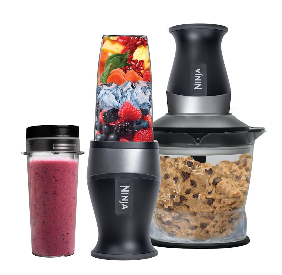Nutri Ninja 2-in-1 Blender. (Photo: Walmart)