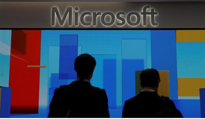 Microsoft, which experimented with a four-day work week in August, said it helped to boost productivity by 40 per cent. Photo: Reuters